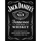 Placa Decorativa - Jack Daniel's