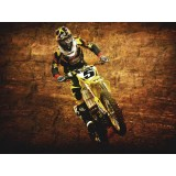 Placa Decorativa - Motocross